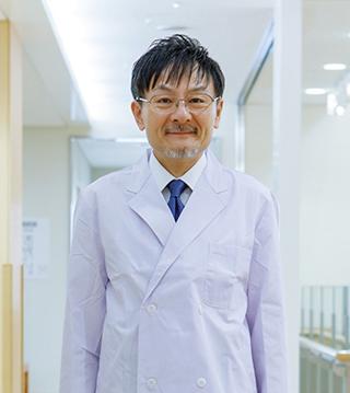 北海道大学病院長  秋田 弘俊の写真